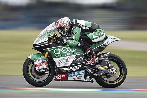 Moto2, Brno, Libere 1: si riparte da Nagashima, quarto Pasini
