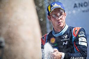 Neuville Hyundaiem WRC na Ypres