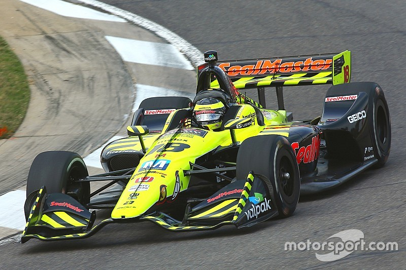 Bourdais, Dixon concede Sato was unstoppable at Barber
