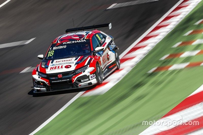 Monteiro says he's ended doubts about WTCR comeback
