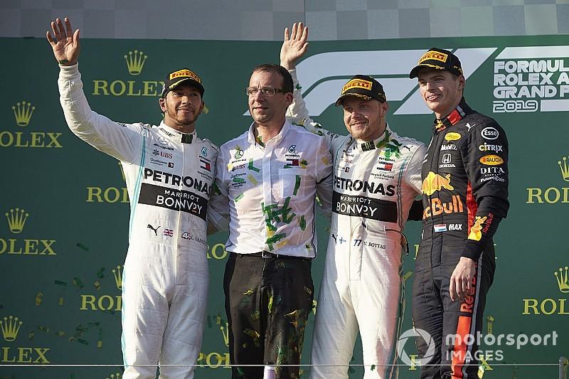 Гран Прі Австралії: Боттас виграв гонку з найшвидшим колом