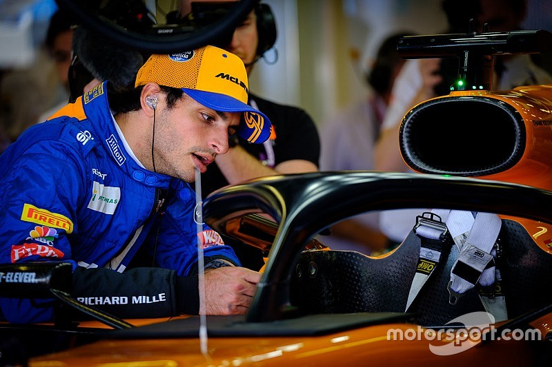 McLaren: Sainz ha montato la seconda MGU-K sulla power unit Renault