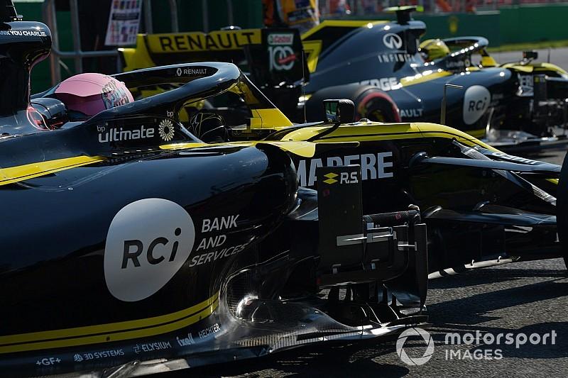 A Renault elismerte, túl sok volt a mélypontjuk Ausztráliában