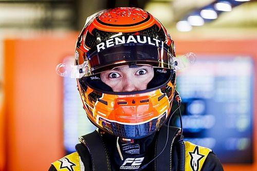 Aitken en essais avec Renault à Sakhir