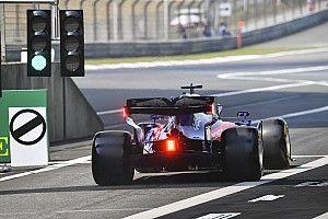 Nouveau moteur pour la Toro Rosso de Kvyat