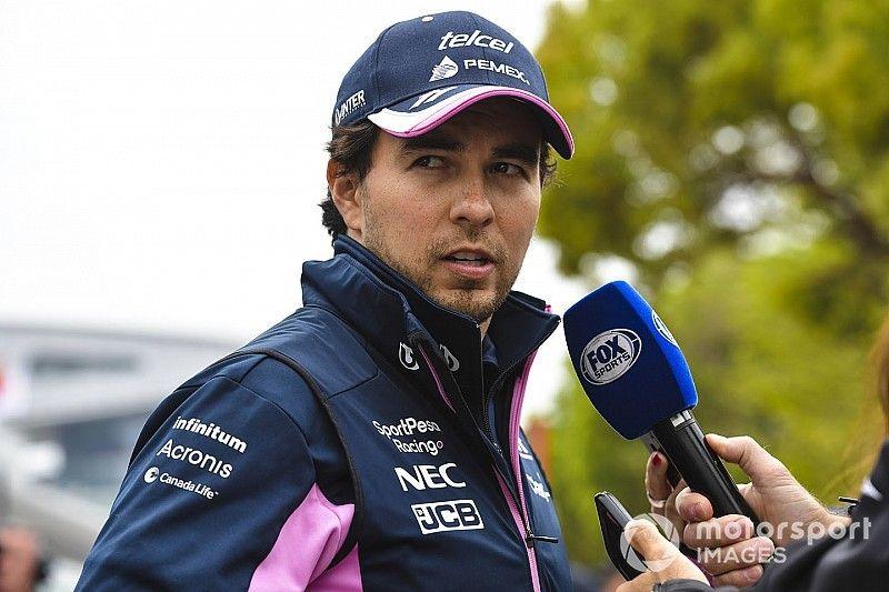 Pérez ve posible regreso a Q3 en China