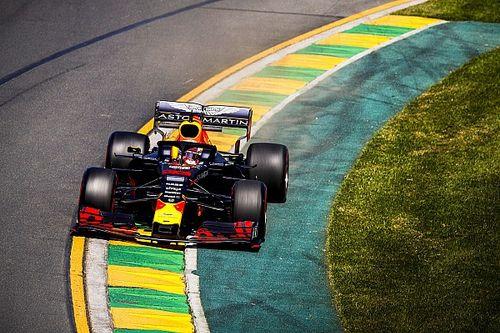Verstappen ganti sasis di Australia