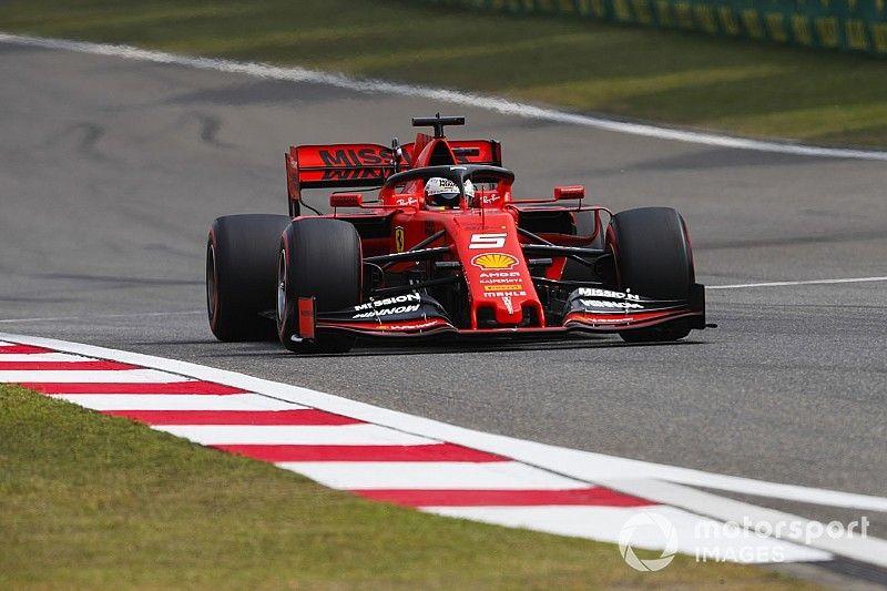 Vettel explica su misterioso mensaje por radio de China