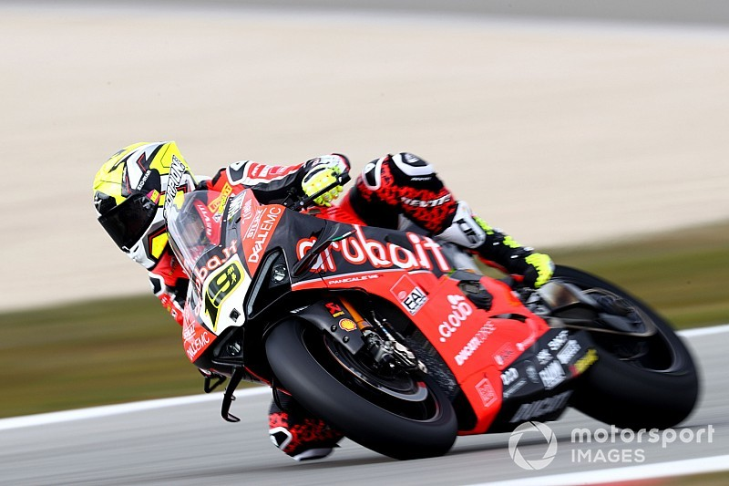 Assen WSBK: Bautista tops red-flagged qualifying, Rea 8th