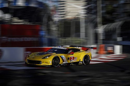 Jan Magnussen: Bruising battle at the Beach