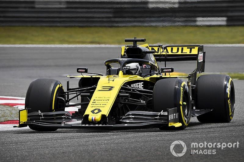 Ricciardo: Geçiş yaparken kaza yapmayı, 70 tur takibe tercih ederim