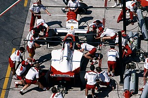 VIDEO: Un pit stop en 1989 vs. uno en 2019