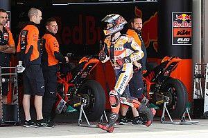 Vídeo: la sangrante comparación entre el sprint de Márquez y el trote de Lorenzo