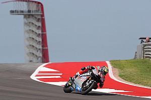 Moto2 Austin: Lüthi overtuigend naar winst, Bendsneyder pakt punten