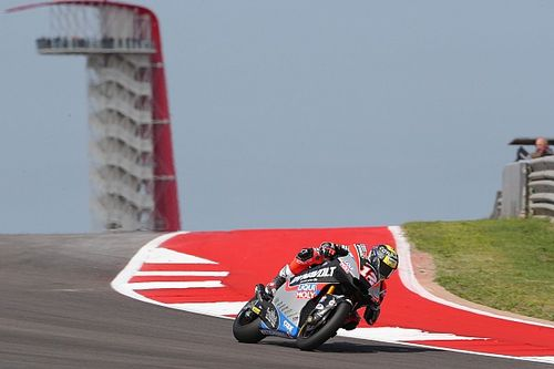 Austin Moto2: Luthi takes first win since MotoGP exit