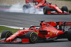 Ferrari se equivoca al dar prioridad a Vettel tan pronto, dice Berger