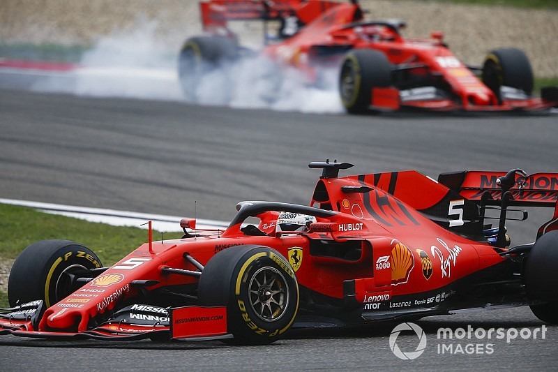 Ferrari: У нас не було швидкої машини в Китаї