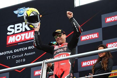 Ducati woli mieć Bautistę w World Superbike