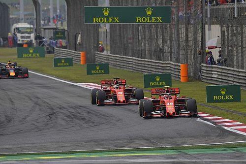 Az olasz sajtó kibukott Vettelre a Kínai GP után