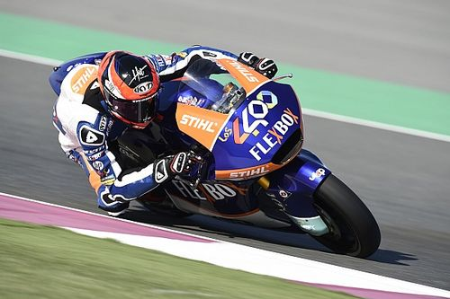 Moto2-coureur Fernandez uitgeschakeld door dubbele polsbreuk