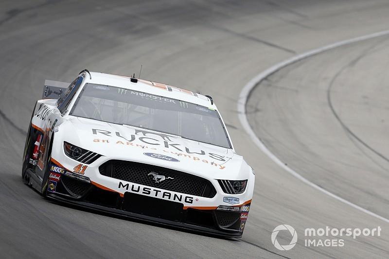 "Daniel Suarez ""happy"" and ""grateful"" of weekend effort at Texas"
