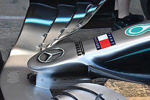 Barcelona-Test: Mercedes überrascht mit radikalem Update