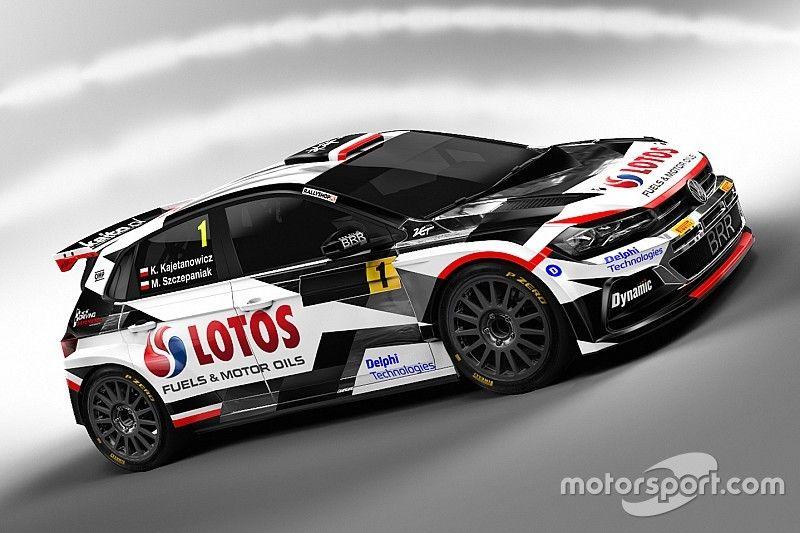 Kajetan Kajetanowicz ci riprova nel WRC2: ecco la sua nuova Volkswagen