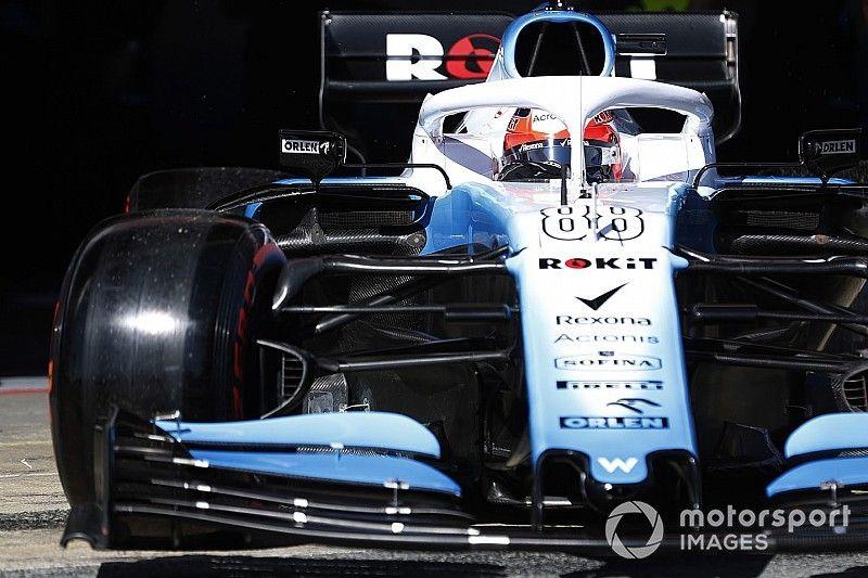 Кубица оценил свою готовность к Гран При Австралии в 20 процентов