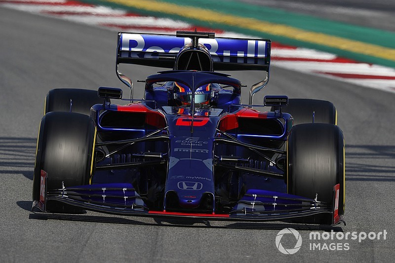 "Albon had no ""nasty surprises"" from Toro Rosso"
