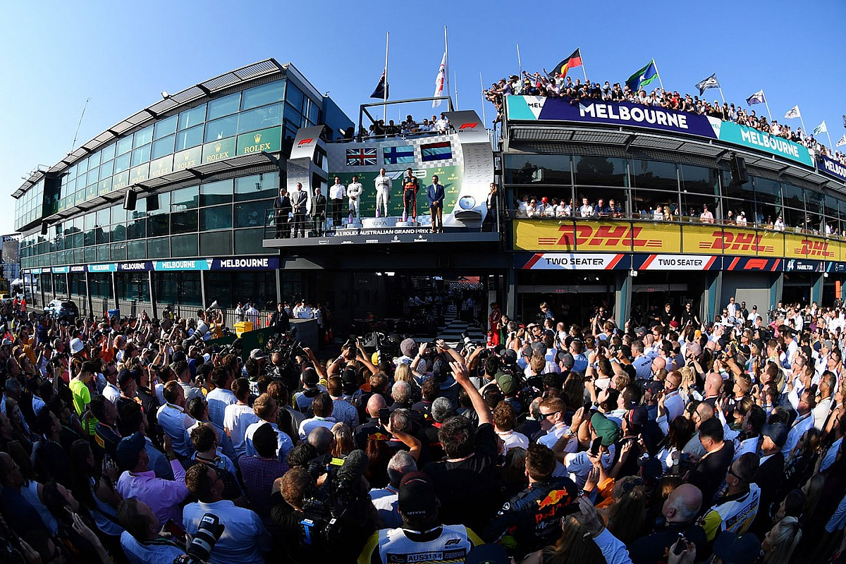 """Not a chance"" of Australian GP without spectators"