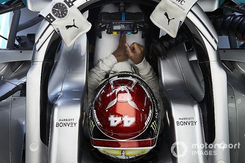 Hamilton bendice el documental de la F1 de Netflix... pero no lo ha visto