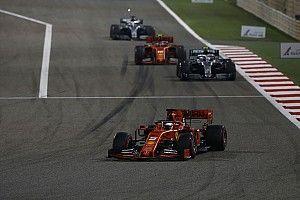 بوتاس: فيراري تتمتّع بأفضليّة السرعة القصوى في التصفيات والسباق
