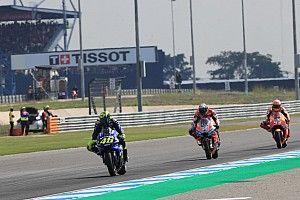 Rossi: Yamaha não deve se iludir por resultado na Tailândia