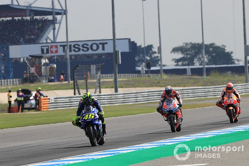Rossi: Yamaha can't delude itself over Thailand result