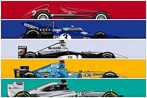 The most successful cars in Grand Prix history