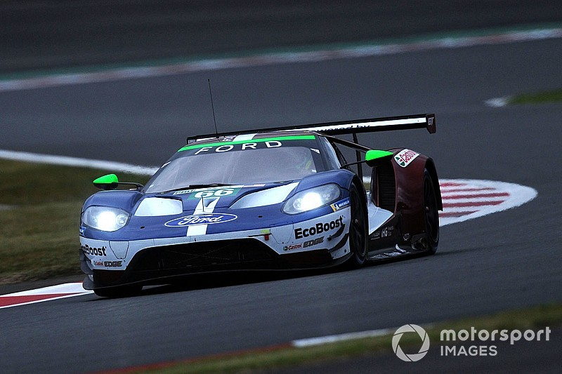 Ford completes line-up for Sebring WEC race