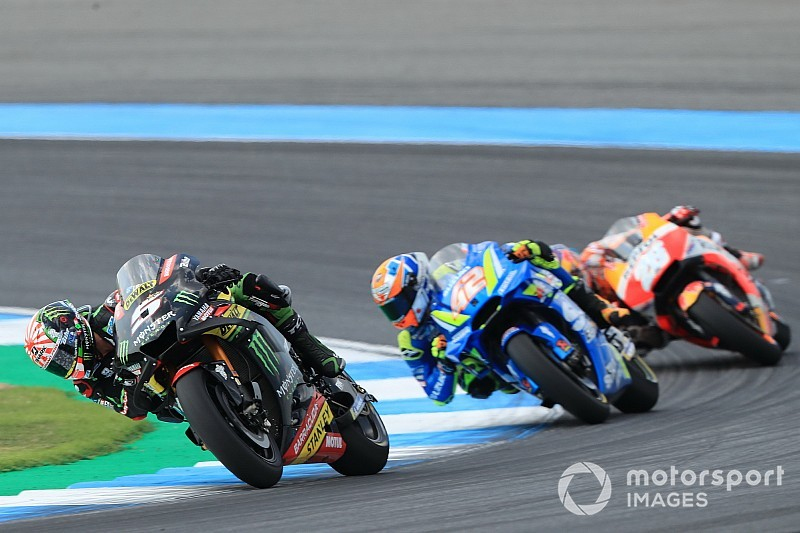 "Zarco: Thailand my first ""real race"" for several rounds"