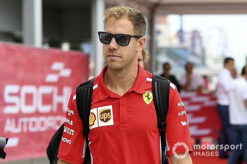 """Vettel sigue creyendo: """"En una semana puede pasar de todo"""""""