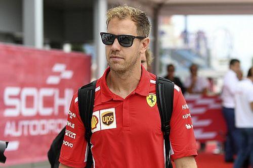 Vettel: Şampiyonanın kaderi artık elimizde değil