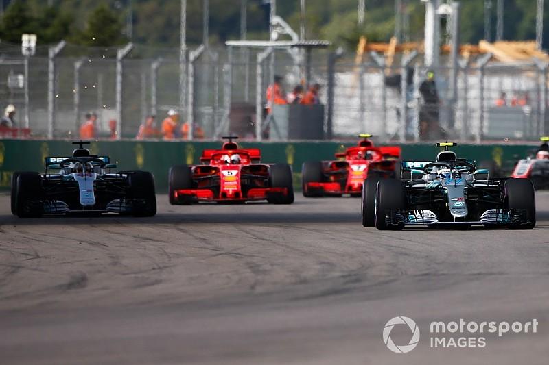 Raikkonen: Sorun yaşamıyoruz, Mercedes gelişmiş görünüyor