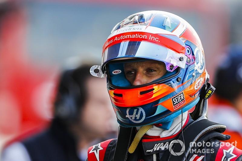 """Le risque de suspension place Grosjean dans """"une situation de merde"""""""
