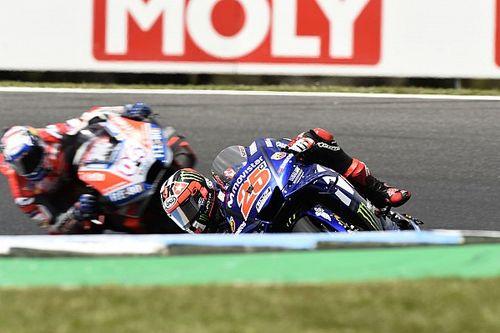 Australian MotoGP - the race as it happened