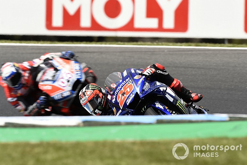 Australian MotoGP - the race as it happened