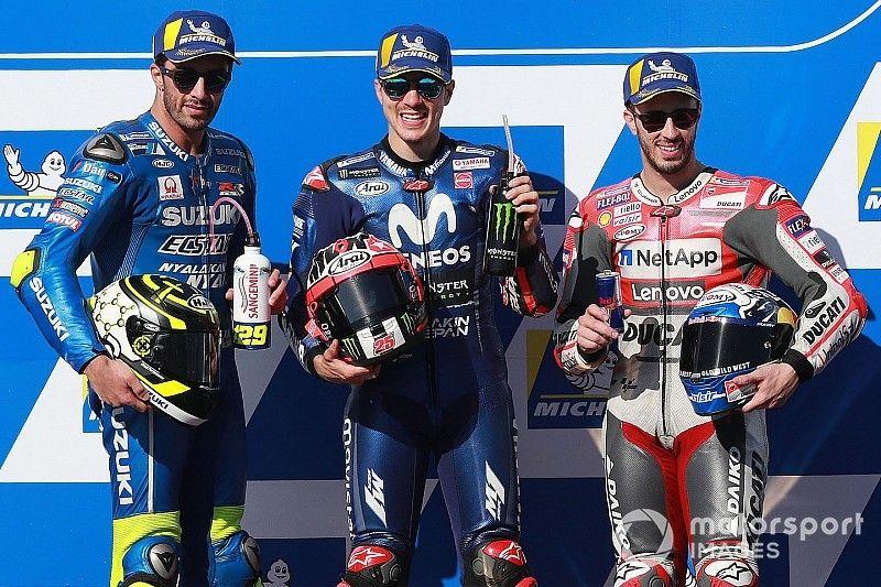 Viñales rijdt negatief record Yamaha uit de boeken met zege tijdens Australische GP