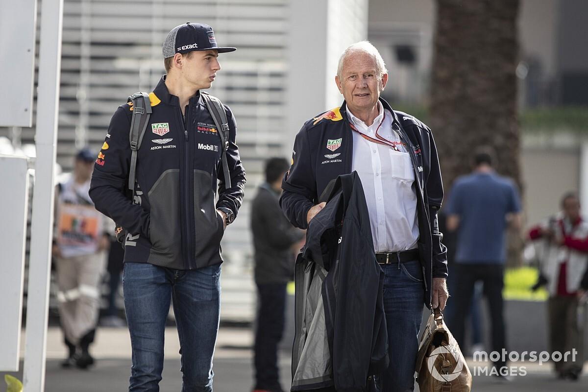 A Red Bull célja, hogy Verstappen minden idők legfiatalabb világbajnoka legyen
