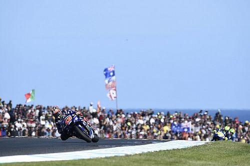 Rossi: Vinales'in zaferi Yamaha için hiçbir şeyi değiştirmez