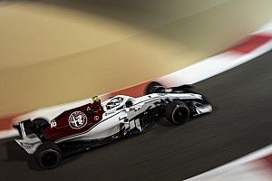 Leclerc califica octavo en su última carrera con Sauber antes de pasar a Ferrari
