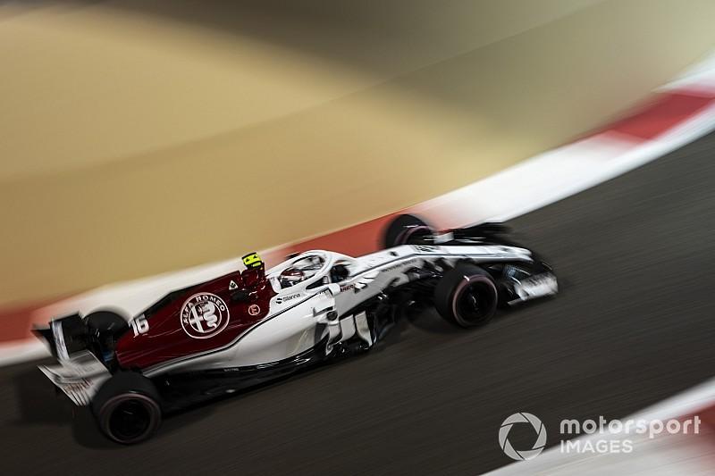 """Leclerc: """"Abbiamo trovato la strada giusta in tempo. Felicissimo dell'ottavo posto"""""""