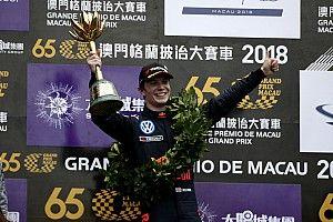 Macau GP: Ticktum takes dominant victory