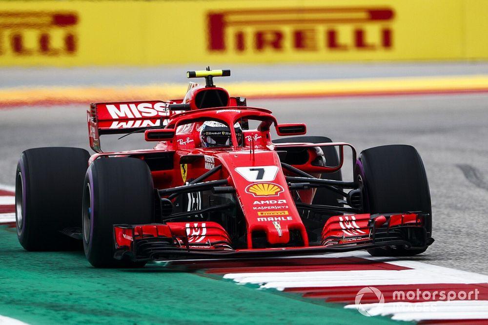 Raikkonen vince ad Austin, Hamilton non è campione, ma Vettel sbaglia